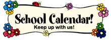 School Calendar for Faith Christian Academy